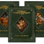 Dungeons & Dragons 2E Optional Rules – Vitality & Wounds