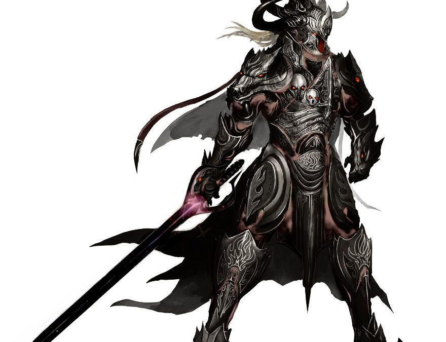 evil knight anime related - photo #47