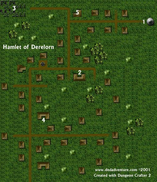 The Betrayal – Hamlet of Derelorn