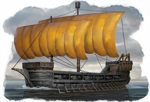 Masks of Destiny Campaign – Chapter 4d: Big Boats and the Open Sea