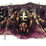 Blowgun of Lolth's Spiders