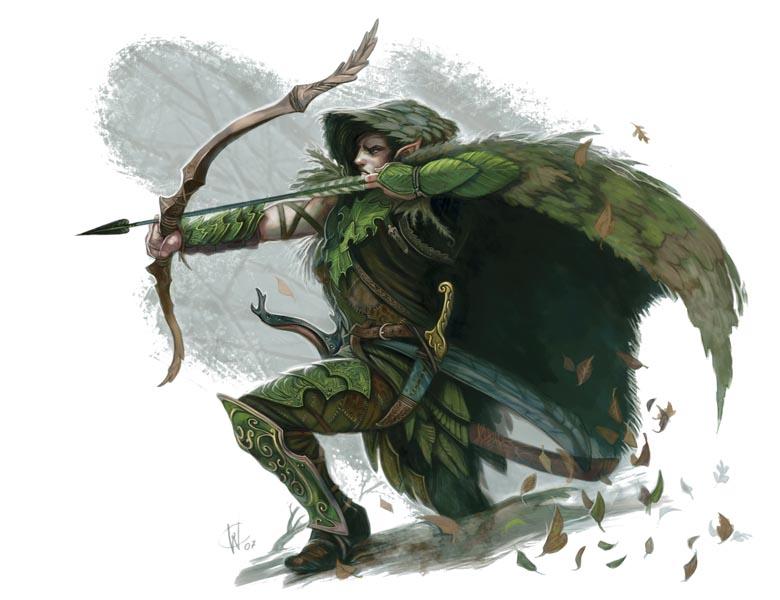 Vine Arrows