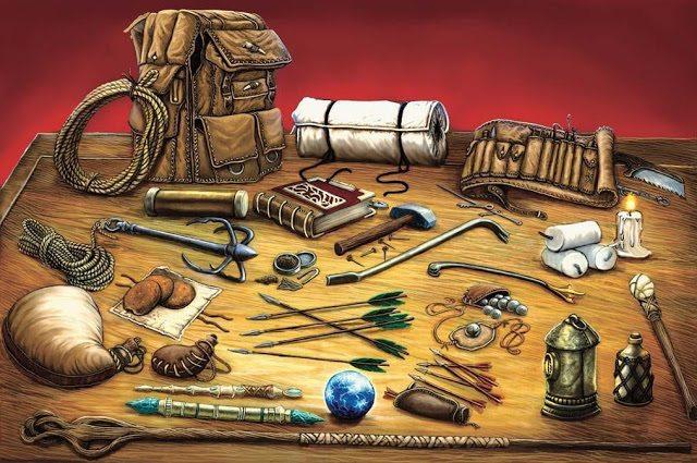 Grimward's Backpack