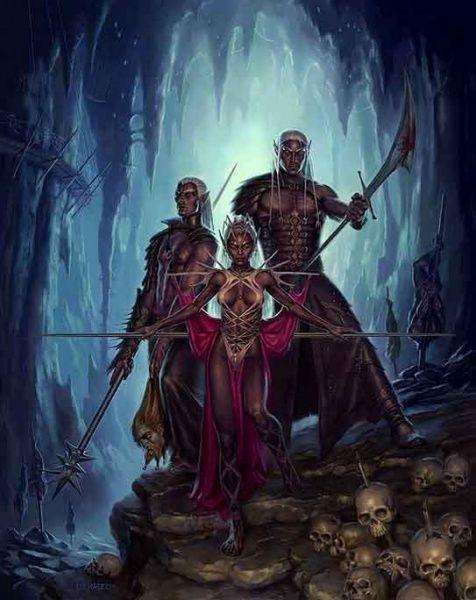 Dark Elf Complex