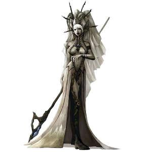 Demon Staff