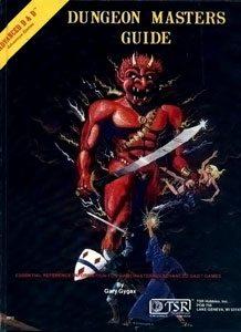 Dungeons Master's Guide Errata
