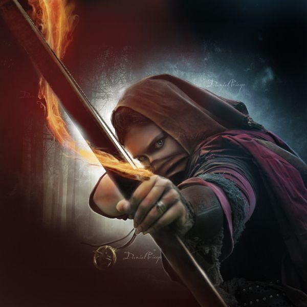 Arrows of Fireburst