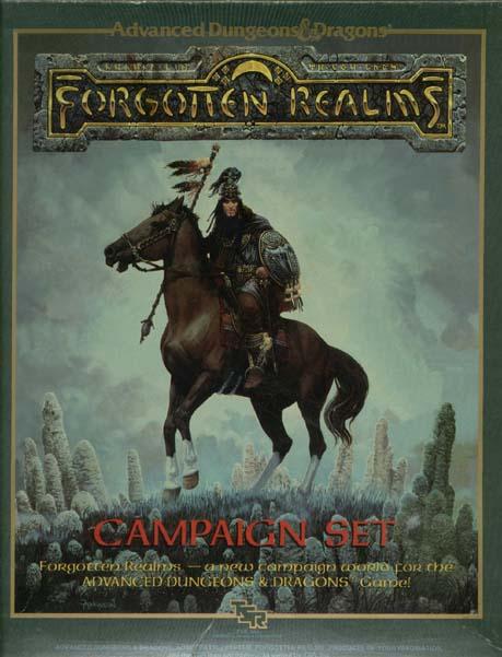 Forgotten Realms Calendar