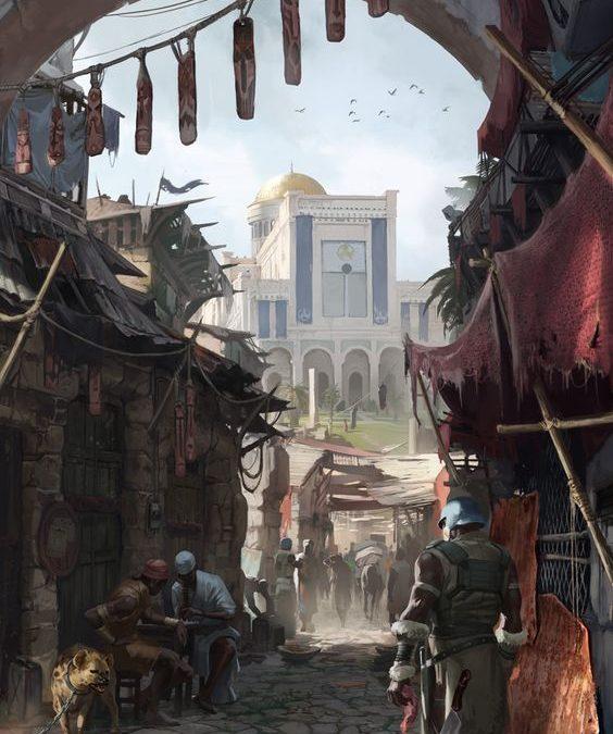 Masks of Destiny Campaign – Chapter 3d: Hook, Line, and Sinker