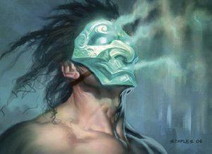 The Masks of Destiny (Mask Campaign ©2001)