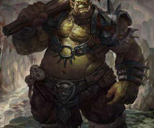 The Betrayal – Orc Caves