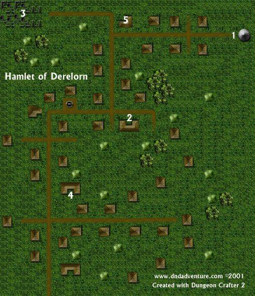 The Betrayal – Hamlet of Derelorn