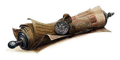 Himbda Scroll