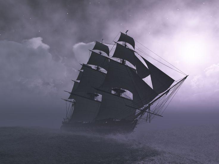 Masks of Destiny Campaign – Chapter 6e: Zombie Ship
