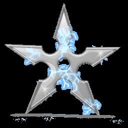 Firestar Shuriken