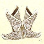 Acrobat's Slippers