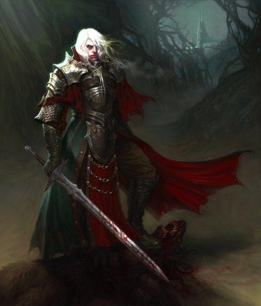 Han's Red Shear Sword